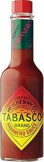 Tabasco Brand Habanero Sauce, besonders scharf - 6x 60 ml