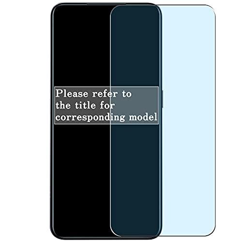 Vaxson 3 Stück Anti Blaulicht Schutzfolie, kompatibel mit Acer Liquid Z6E, Bildschirmschutzfolie TPU Folie Displayschutz [nicht Panzerglas Hülle Hülle ]