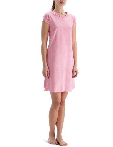 Petit Bateau Nachthemd rosa Streifen 4ans 102cm