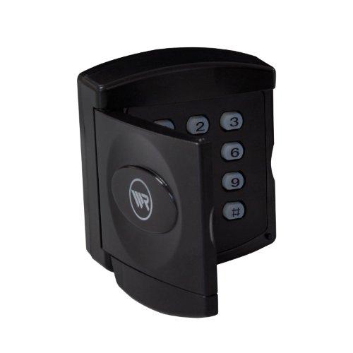Rademacher Codierschaltgerät Funk (Schutzklasse IP56) für RolloPort S1, S2 und SX5 Garagentorantrieb, Codeschloss mit Geheimnummer-, PIN-Eingabe (RP-SX5-CSG-AF26, 80000002)