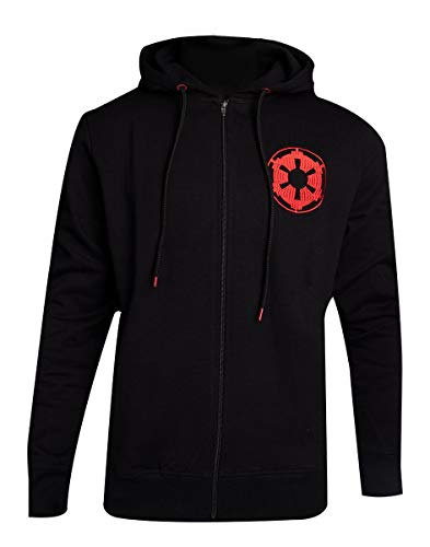 Star Wars Kapuzen Jacke Join The Empire schwarz - L