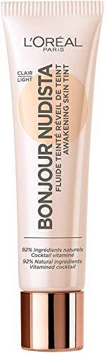 3 x L'Oreal Bonjour Nudista BB Cream Clair Light 30 ml
