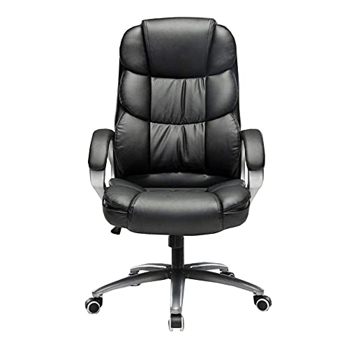 n.g. Living Room Accessories Leisure Chairs Office Chair High Back 360 Degree Swivel Executive Chair Ergonomic armrest Adjustable Height Tilt Mechanism Durable Strong