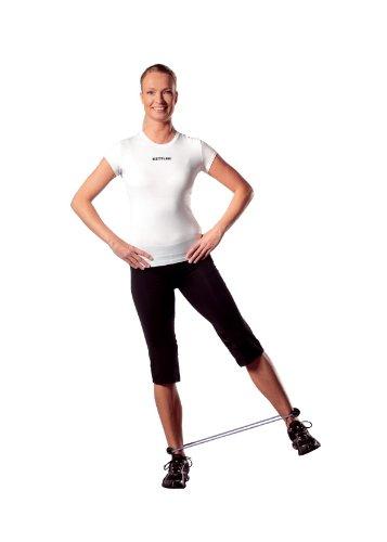 Kettler Tube Ring Anello Elastico per l'allenamento Muscolare, Verde