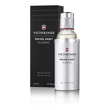 Victorinox Swiss Army Fragrance, Classic Eau De Toilette, 100ml/3.4oz