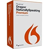 Nuance Dragon NaturallySpeaking v.13.0 Premium - Version Upgrade - 1 User - Voice Recognition Box - DVD-ROM - PC - English - K689A-K00-13.0 by Generic [並行輸入品]