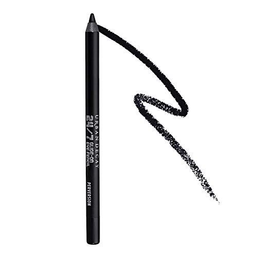 Urban Decay 24/7 Glide-On Eyeliner Pencil, Perversion - Blackest-Black with Matte Finish - Award-Winning, Waterproof Eyeliner - Long-Lasting, Intense Color