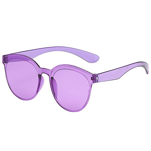 Wobang Gafas de sol vintage con ojo de gato para mujer, gafas de sol baratas para mujer 249 Talla única