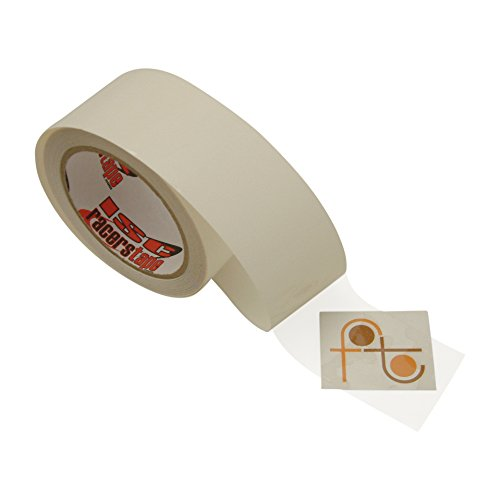 ISC Racers Tape HT2308 ISC Helicopter-OG Surface Guard Tape (8 mil Outdoor Grade): 2' x 30 ft, Transparent