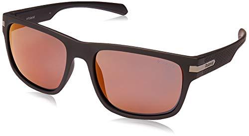 Polaroid Eyewear Pld 2066/S Occhiali da sole Uomo, Mtt Black 56