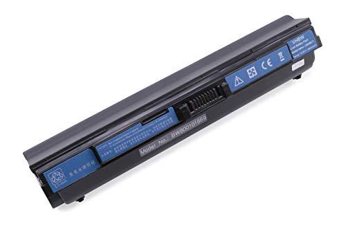 vhbw Batería Recargable Compatible con Acer Ferrari One, One 200 Notebook (6600 mAh, 11,1 V, Li-Ion)