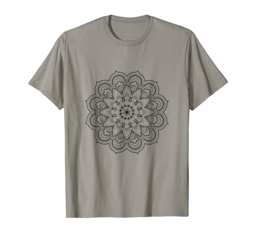 Hindu Esoterik Spiritual - Figura decorativa de mandala Camiseta