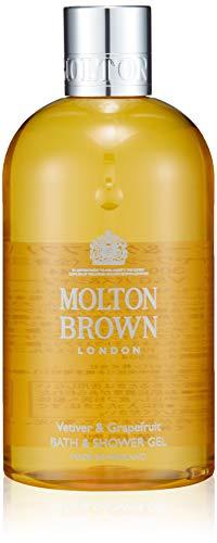 Molton Brown Vetiver & Grapefruit Bath & Shower Gel, 300 ml