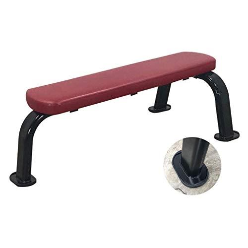 qazxsw - Banco de pesas multifuncional, banco plano, banco de pesas, silla para pájaros, banco de musculación