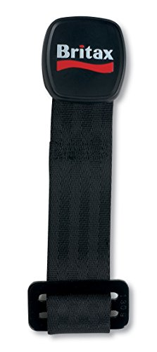 Britax SecureGuard Vehicle Lap Belt Clip, Black
