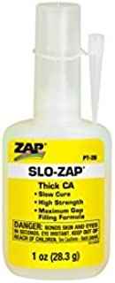 Zap Products SLO-ZAP Products 1oz Superglue # PT20 [Toy] by Zap
