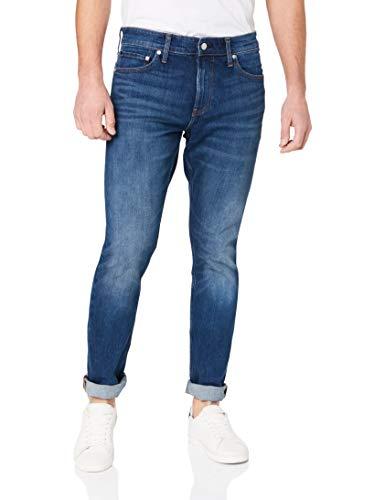 Calvin Klein Jeans - Jeans Uomo CKJ 026 Slim a Lavaggio Medio - Taglia W29 / L32