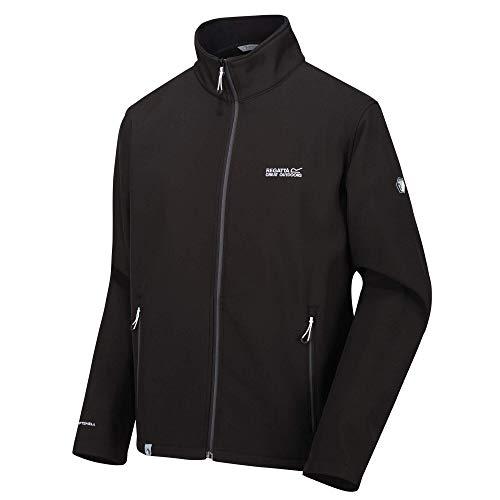 Regatta Herren Cera IV Softshell Jacke Black Größe XL 2020 Funktionsjacke