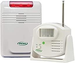 Smart Caregiver Economy Wireless Monitor and Motion Sensor