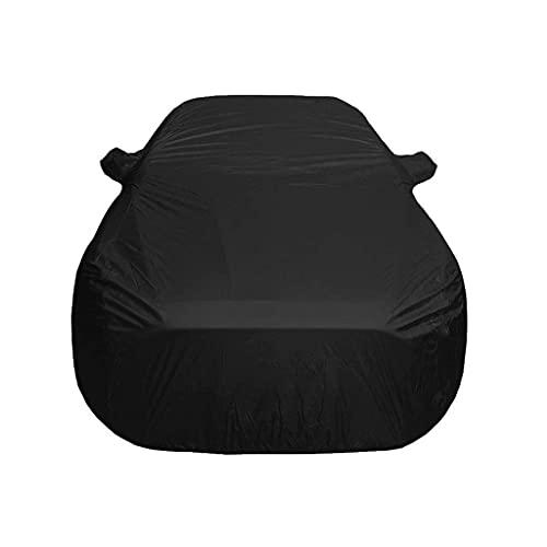 bilöverdrag Durable Car Cover Kompatibel med Peugeot/Boxer Expert Ion Partner RCZ Rifter Traveller Rainproof Anti-Hail SUV Cover Andningsbar Alla väder Vattentät Utomhus Sun & ScratchResistant