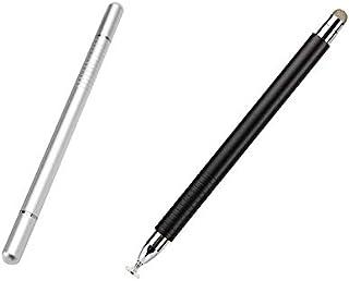 أقلام اللمس اللوحي - أقلام رصاص سعوية لكل الهواتف المحمولة الأخرى ذات السعوية أقلام القلم العالمية (أسود)