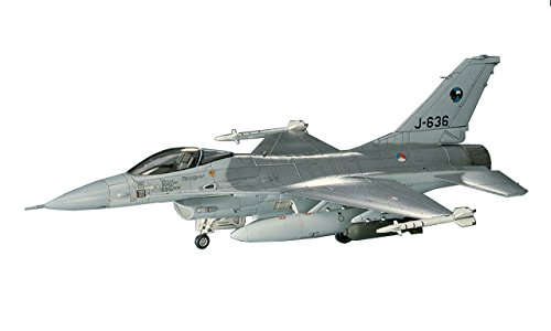 ハセガワ 1/72 アメリカ空軍 F-16A プラス ファイティング ファルコン プラモデル B1