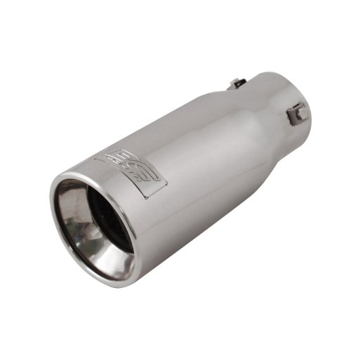 DC Sports EX-1011 Resonated High Performance Exhaust Tip - Polished...