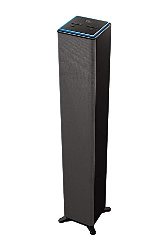 Xoro XVS 200 Soundbar (mit Alexa Assistant, DLNA, AirPlay, Music Streaming, 2 x 10W, WLAN, Bluetooth, Line-IN) Wireless Soundsystem, Lautsprecher schwarz