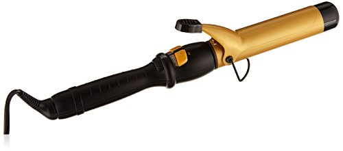 Conair Pro Ceramic Tools Porcelain Series Far-Infrared Spring Curling Iron, 1 1/4 Inch