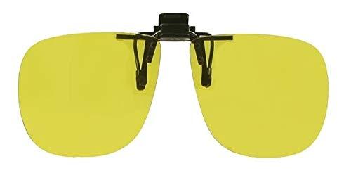 Zonwering gordijnen - draaibaar met polarisatie geel