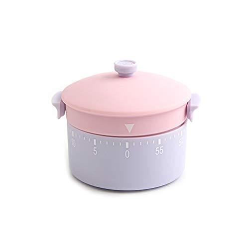 Abcidubxc Kreativer Teekannen Mechanischer -Timer, Küchen-Timer, Eieruhr, Einfach Zu Bedienen, Zum Backen Und Kochen