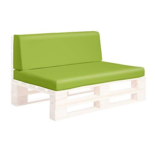 Conjunto de colchones para sofás de palet de Chill Out exteri