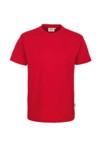 "HAKRO HAKRO T-Shirt ""Performance"" - 281 - rot - Größe: 5XL"