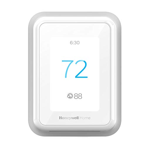 Honeywell Home T9 WIFI Smart Thermostat, Smart Room Sensor Ready, Touchscreen Display, Alexa and Google Assist