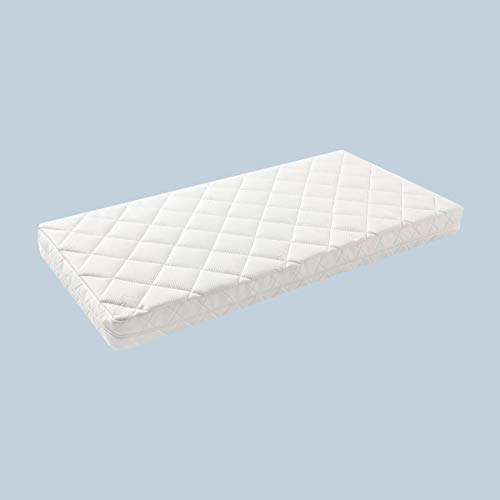Leander - Materasso per lettino Leander LunaTM Comfort+7, 140 x 70 cm