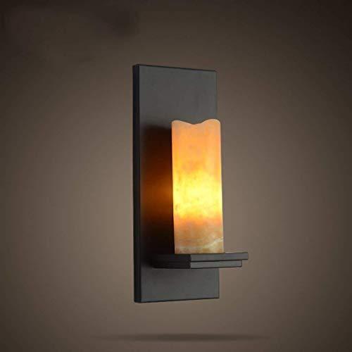 JF-XUAN Estilo Europeo Pared Retro Industrial de América del mármol de la Pared de la lámpara, Bar Luces Cafe Restaurante Luces Luces del Pasillo Living Luces Luces de la habitación