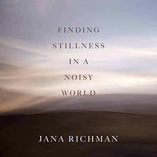 Finding Stillness in a Noisy World Audiobook By Jana Richman cover art