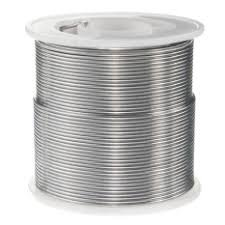 SCHOFIC Lead Free Solder Wire with Rosin Core (0.8mm, Sn99%-Ag0.3%-Cu0.7%, flux 2.0%), Net Weight 0.22lb (1)
