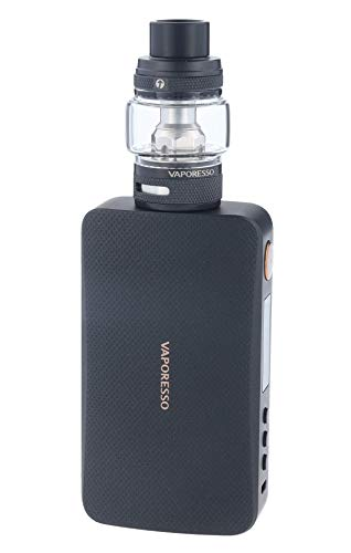 Vaporesso GEN S E Zigarette - 220 Watt Gen S Box Mod + NRG-S, Schwarz, 8ml