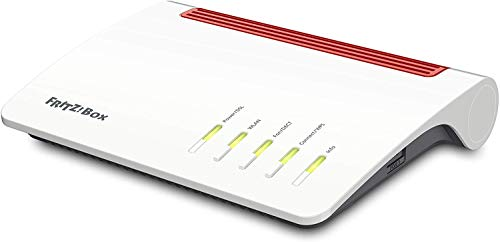 Price comparison product image AVM Fritz!Box 7590 high-end WLAN AC + N router