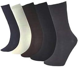Diabetic socks pack of 5 pairs/Health socks/Diabetic socks men/Diabetic socks women/odour less/sweat absorbing socks/pack ...