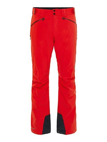 J.Lindeberg - Moffit Dermizax EV heren skibroek (rood) - S