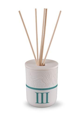 LLADRÓ Difusor Perfume Timeless III. Aroma Playa Mediterránea. Difusor De Perfume de Porcelana.