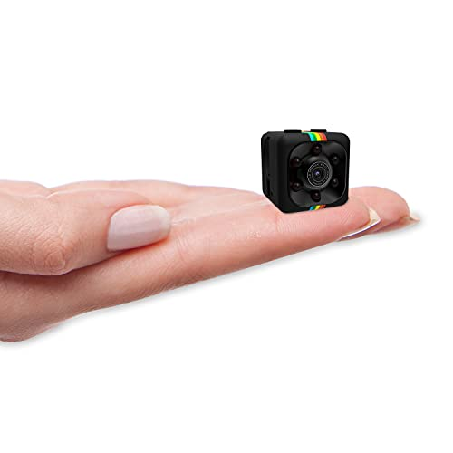 Cop Spy Cam Mini Camera Wireless Hidden,ehomful 1080P Body Camera Action Camera, Convert Security Nanny Cam with Night Vision and Motion Activated for Home,Car,Office Indoor and Outdoor