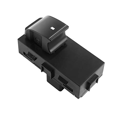 Master Power Window Switch Passenger Front Right, Rear Left or Right   Window Buttons   Replacement for GMC Acadia, Sierra, Chevy Silverado, Tahoe 2006-2015, Replaces OE 22895545, 15888174
