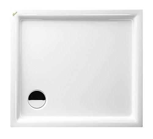 POLYPEX 37421 Duschwanne Weiß