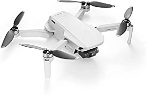 DJI Mavic Mini + Care Refresh - Ultralight and Portable Drone, Battery Life 30 Minutes, Transmission Distance 2 KM, 12 MP, HD Video 2.7K, Lightweight, QuickShots, Covers a Wide Variety of Accidents