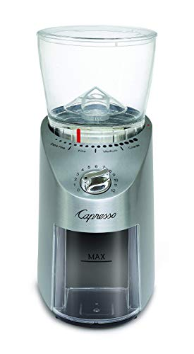 Capresso Infinity Plus Conical Burr Grinder 575 05