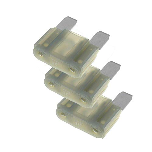 3x Maxi Fusibles 25A 29mm Littlefuse