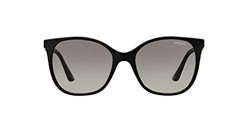 Vogue Eyewear 0VO5032S W44/11 54 Occhiali da Sole, Nero (Black/Gradient), Donna